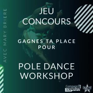 Jeu concours workshop